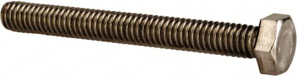 1//4 UNC Thread Silicon Bronze Hex Head Bolts