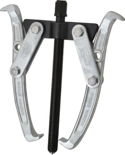 """Puller Reversible 6/"""" 2-Jaw 5-Ton 6/"""" Spread 3 1//4/"""" Reach"""