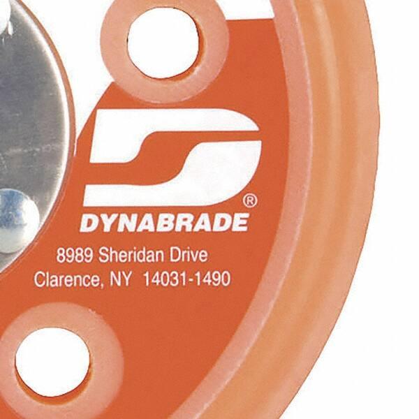 5-Inch Diameter Dynabrade 56257 Vacuum Disc Pad