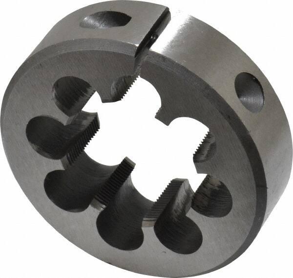 High Speed Steel 3//8-14 X 1 O.D. Special Thread Round Die