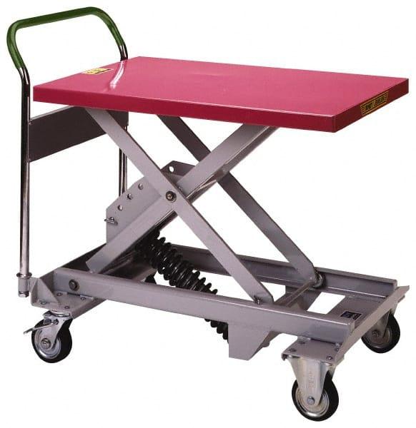Southworth - 1,100 Lb Capacity Manual Scissor Lift Table