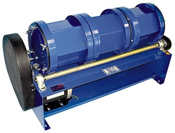 Made in USA - 3-3/4 Gal Capacity Rotary Tumbler - 09117888