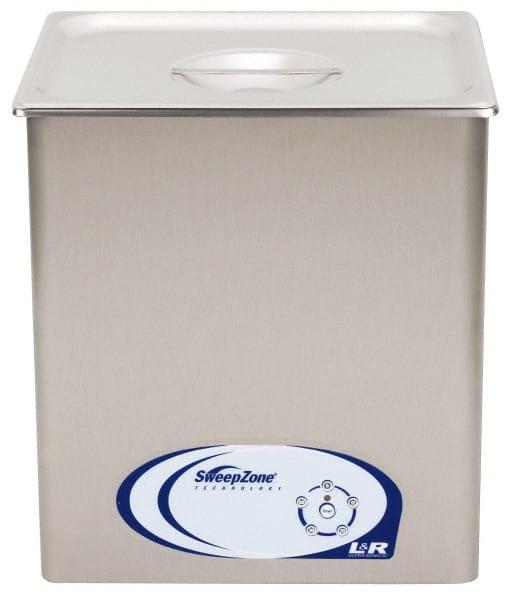 L&r Ultrasonic Cleaners | MSCDirect com