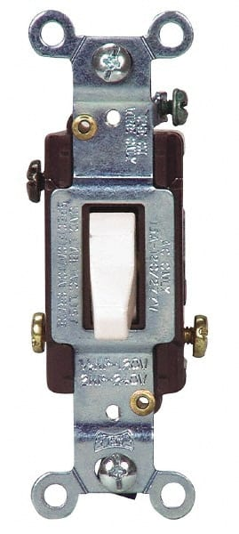 Cooper Wiring Devices Light Switch | MSCDirect.com