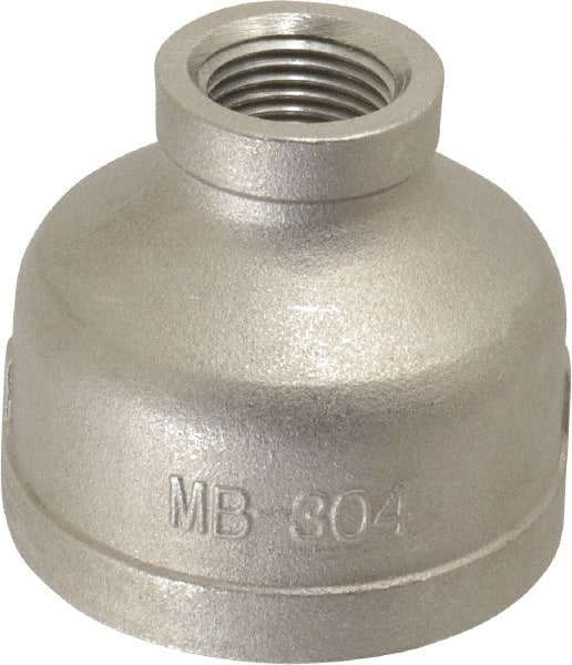 316 Stainless Steel 150# 1//4 Size Midland 63-761 316 Stainless Steel Hex Socket Plug 1//4 bar Stock