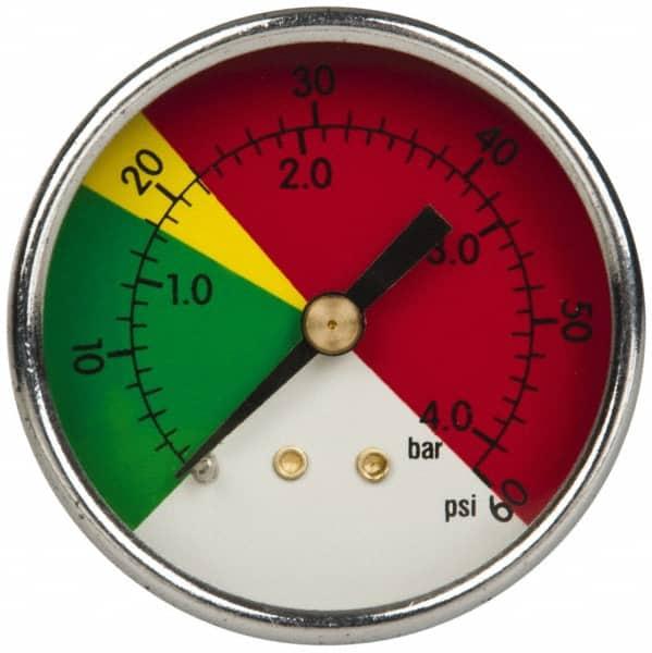 "Micron Instrument Dial  2  5//16/"" Diameter 3//8/"" Shaft"