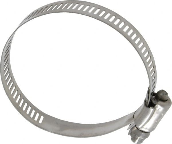 Ideal 670040096053 4-1//2 To 6-1//2 Marine Grade Stainless Steel Hose Clamps Quantity 100