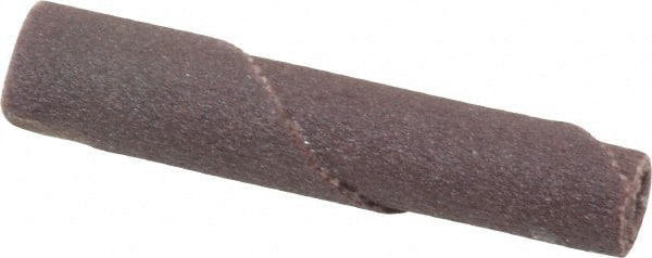 Pack of 100 Aluminum Oxide Grit 120 Merit Abrasive Cartridge Roll Roll 3//8 Diameter x 2 Length 1//8 Arbor