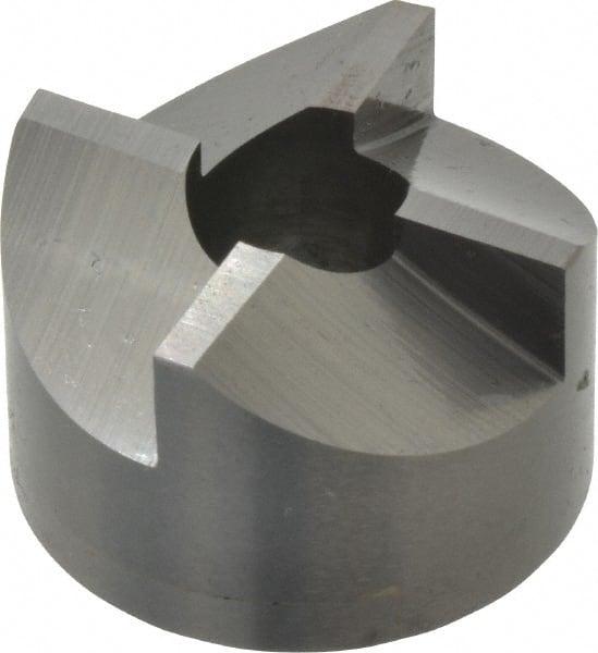 USA Made, 1 1//2 Shank Diameter 4 Flutes 8 3//8 OAL Carbide Tipped 56428 2 Counterbore 2 Diameter Straight Shank