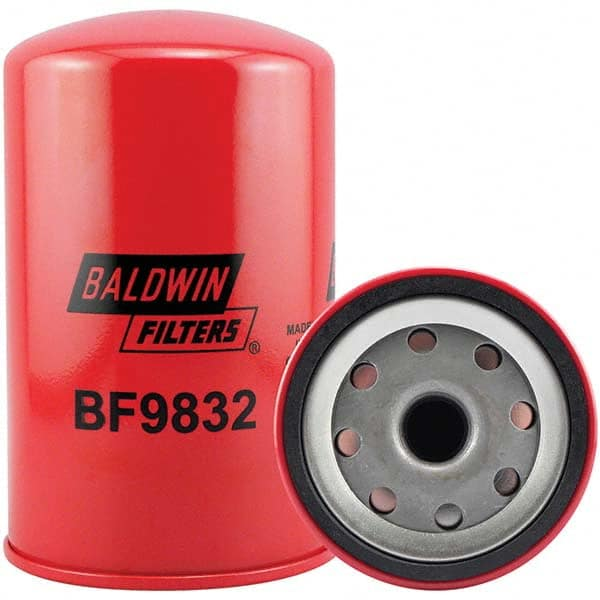 7-3//32 x 3-11//16 x 7-3//32 In Baldwin Filters Fuel Filter