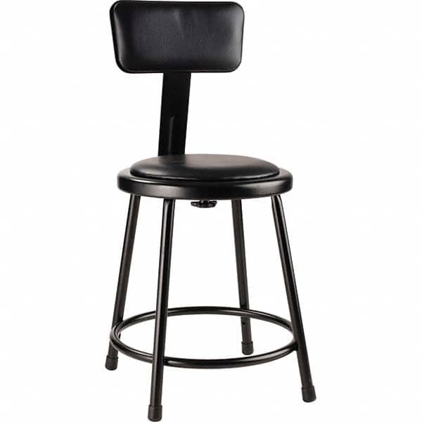 Pleasing Nps Stationary Stools Type Fixed Height Stool W Adjustable Squirreltailoven Fun Painted Chair Ideas Images Squirreltailovenorg