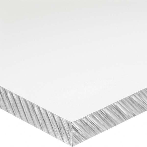 """Lexan Sheet 3//8/"""" Clear Polycarbonate 60 x 12"""