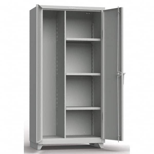 Strong Hold Storage Cabinets Type, 24 Inch Deep Storage Cabinets