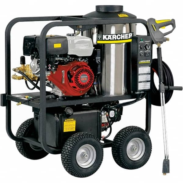 Karcher - Pressure Washers Type: Hot Water Engine Power ...