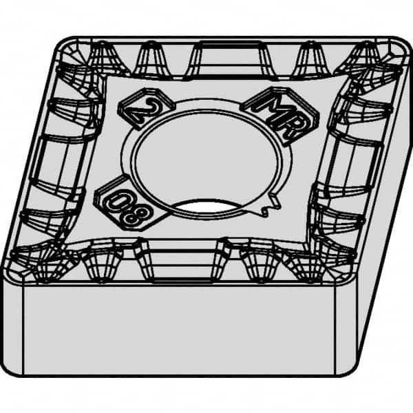 Kennametal Cnmg432 Mr Grade Kcp40 Carbide Turning Insert 42700146 Msc Industrial Supply