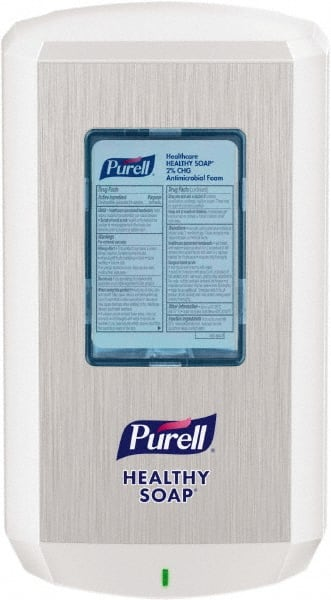 Purell White Soap Dispenser | MSCDirect com
