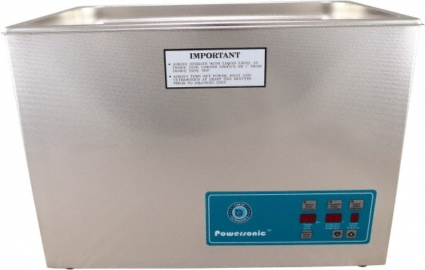 Bench Top Water-Based Ultrasonic Cleaner 30901623 - MSC