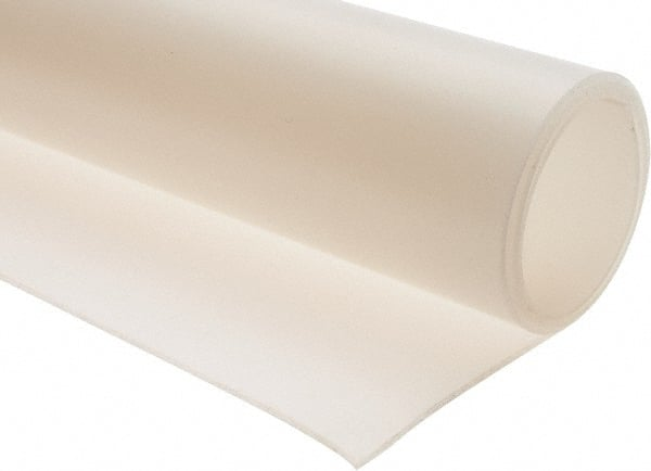 """36/"""" x 36/"""" Translucent Silicone Rubber Sheet 1//64/"""" thick 40 durometer"""