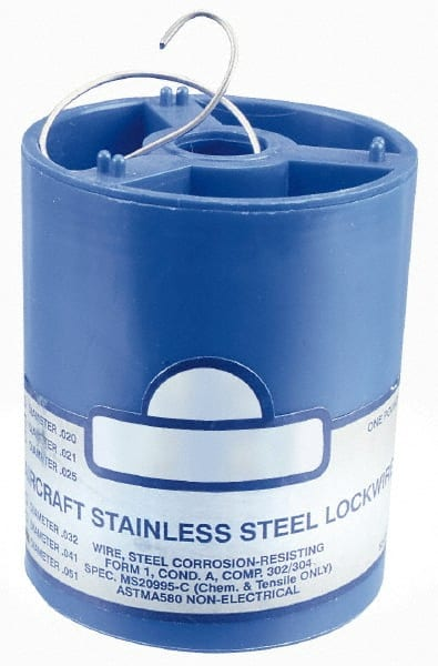 Safety Lock Wire   MSCDirect.com