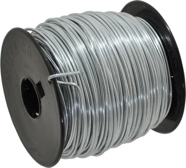 Galvanized steel wire mscdirect no image available value collection 14 gage greentooth Images