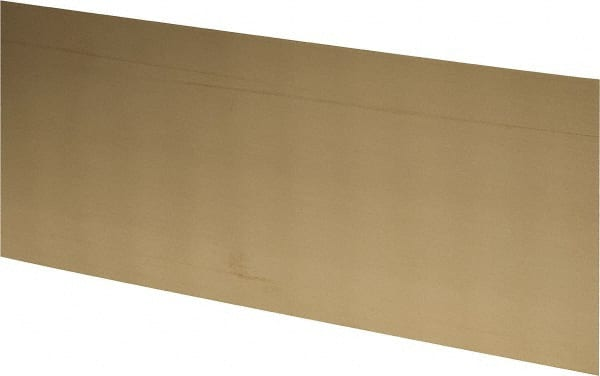 Made in USA 2 Piece 25 Inch Long x 6 Inch Wide x 0.015 Inch Thick Shim Shee...