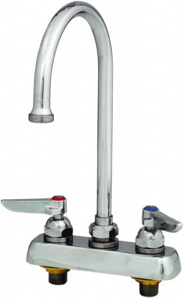T&s Brass Design Faucet | MSCDirect.com