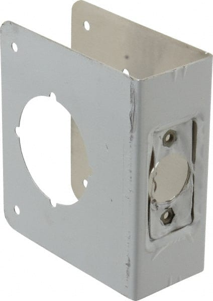 Don-Jo 4 Inch Wide x 4-1/2 Inch High Stainless  sc 1 st  MSC Industrial Supply & Don-jo Door Reinforcer | MSCDirect.com
