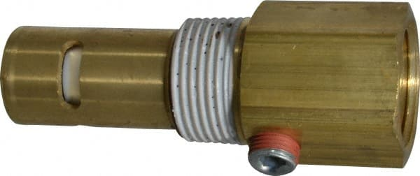 x NPT Male C5050-1EP x NPT Male 1//2 Tube Comp 1//2 Tube Comp Control Devices Brass In-Tank Check Valve