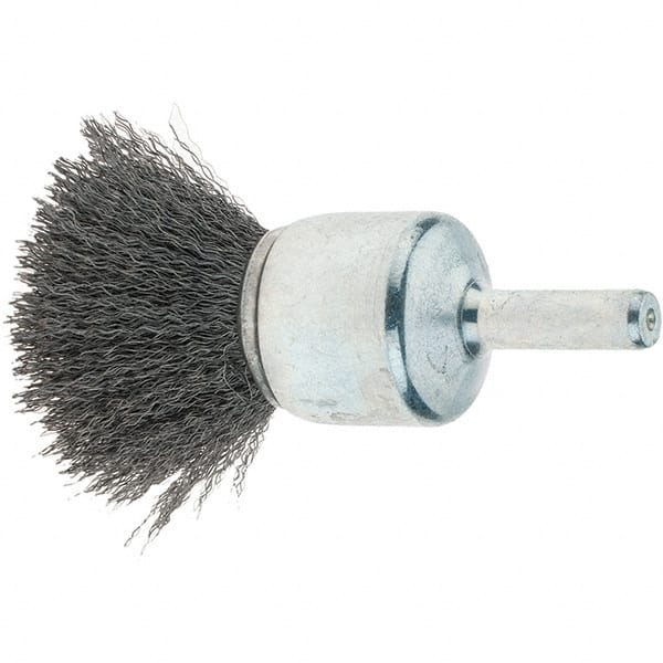 3//4 Diam Knotted End Brush 1//4 Shank Diam Anderson 22,000 Max RPM