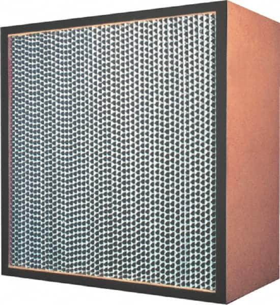 4 Pack Value Collection 16 Nom Height x 20 Nom Width x 1 Nom Depth Synthetic Wireless Pleated Air Filter