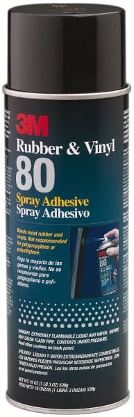 3m Yellow Rubber Adhesive | MSCDirect com
