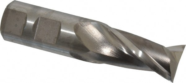PART NO OSG Series 540 TiN Coated OSG5400605 7//16 Square End Non-Center Cutting Cobalt End Mill 4-Flute 1 L.O.C.