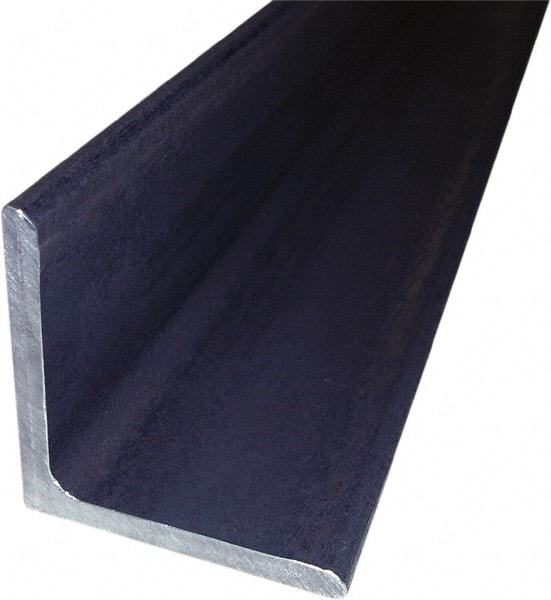Angle Iron 3 Inch Wide x ... Made in USA Low Carbon Steel 3//16 Inch Thick Wall