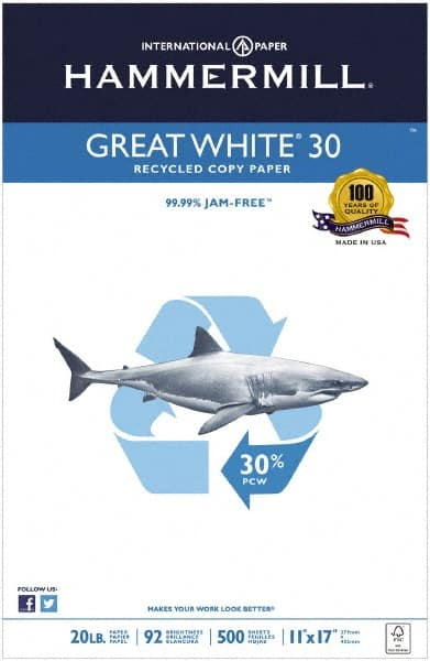 Hammermill - White Copy Paper - 33390667 - MSC Industrial Supply