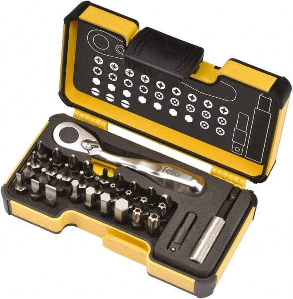 33 piece tamperproof screwdriver bit set 31926561 msc. Black Bedroom Furniture Sets. Home Design Ideas