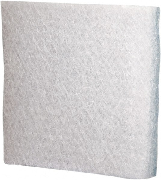 25/% Capture Efficiency 24 High x 24 Wide x 1//2 Deep Polyester Air Filter Media Pad Made in USA 60 Pack