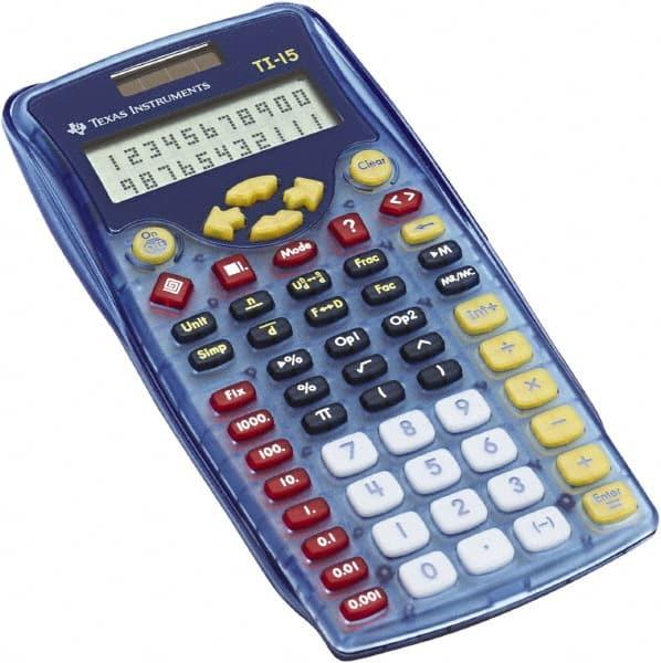 Texas Instruments Power Calculator   MSCDirect com