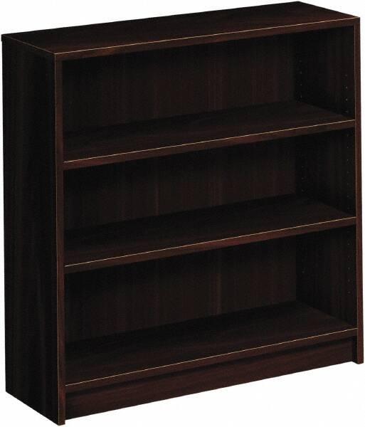 "Hon - 3 Shelf, 36-1/8"" High x 36"" Wide Bookcase - 33758830 - MSC"