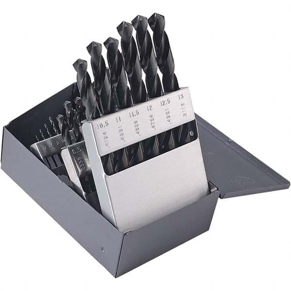 1//4 inch to 1-1//2 inch Paddle Flat Bits with Quick-Change 1//4 inch Hex Shank for Woodworking HighFree 13pcs Spade Drill Bit Set in SAE