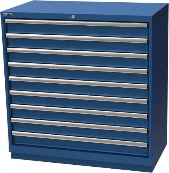 Lista 9 Drawer Modular Storage Cabinet 40 1 4 Inch Wide X 22