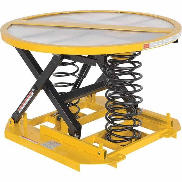 Vestil - 4,500 Lb Capacity Manual Scissor Lift - 35026491