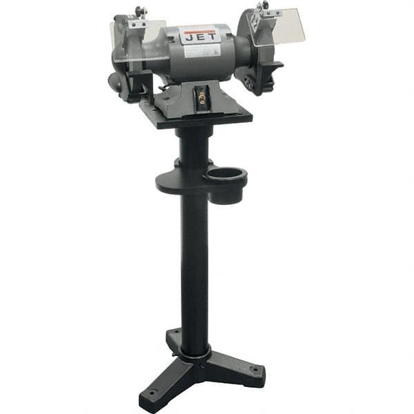 Jet 8 Wheel Diam X 1 Wheel Width 1 Hp Bench Grinder 35295096 Msc Industrial Supply