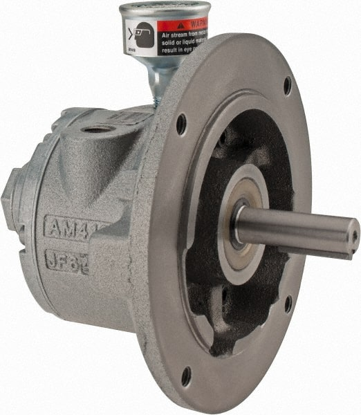 Gast - 1-1/2 hp Reversible NEMA 56C Air Actuated Motor