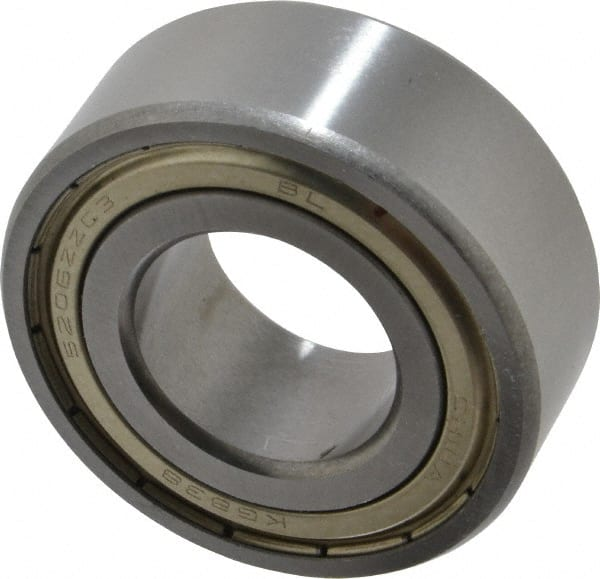 Bore 30 mm Barden Bearings 106HCUL Angular Contact Single Ball Bearing Spindle 55 mm OD Light Preload Contact Angle 15 Degree Sealed