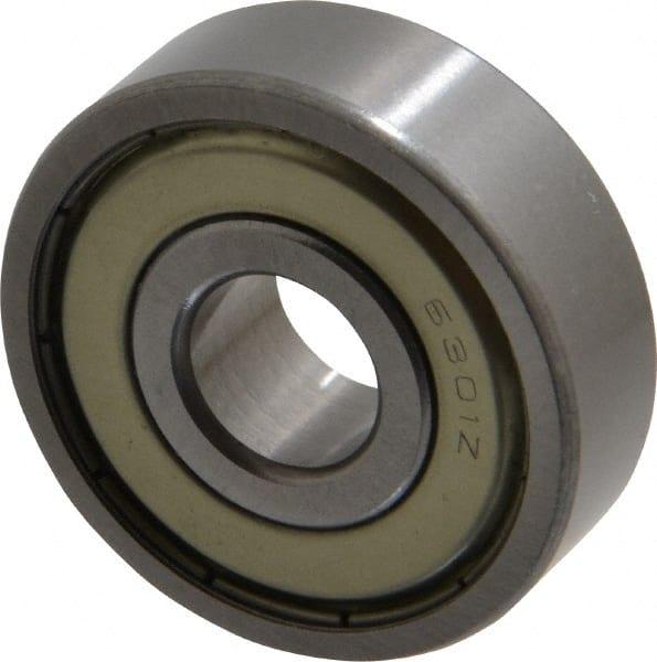 Radial Ball Bearings Msc Industrial Supply