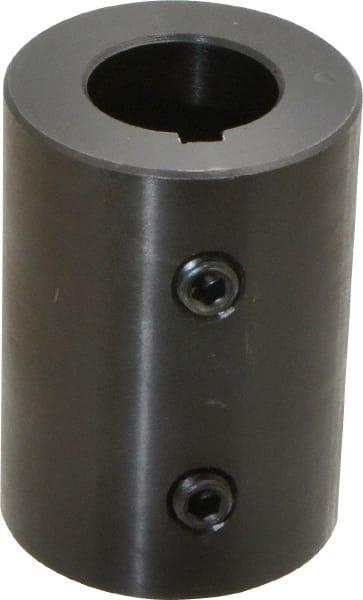 6.03 Length Through Bore 10.24 OD Lovejoy 69790444577 HERCUFLEX FX Series 44577 FX 5S Steel Rigid Hub 4-1//2 Bore 1 x 1//2 Keyway