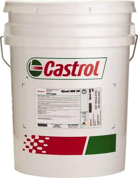 Castrol - Hysol MB 50, 5 Gal Pail Cutting & Grinding Fluid