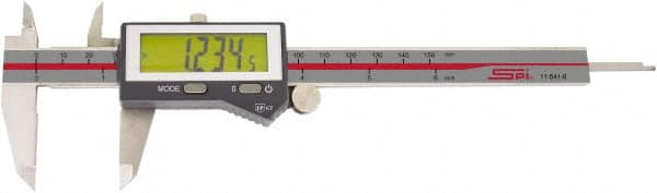 SPI Electronic Caliper Includes SPI Electronic Caliper with Centeline Gage Set