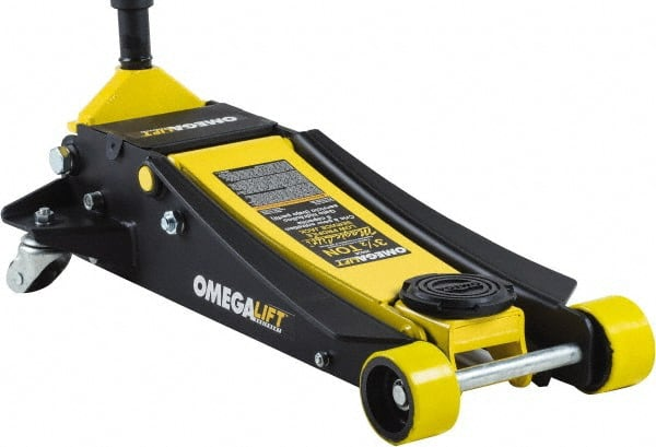 Omega Lift Equipment - 3.5 Ton Capacity Service Floor Jack