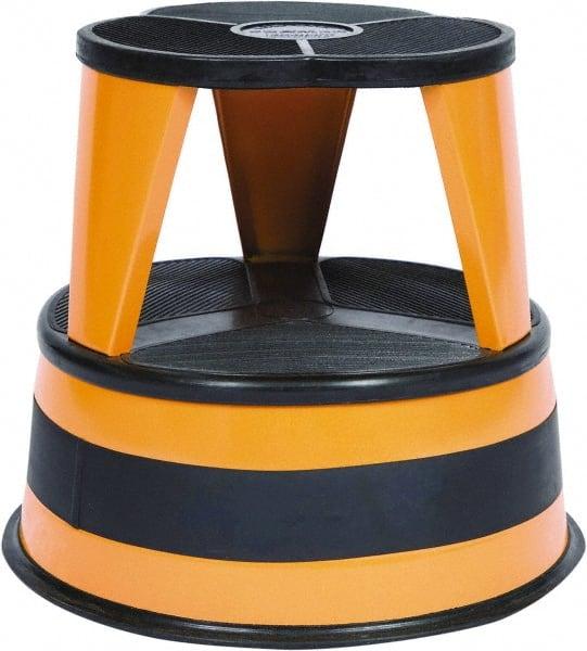 14 12 Inch High Orange Step Stool 36083509 Msc